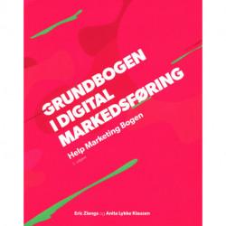 Grundbogen i digital Markedsføring - Help Marketing Bogen