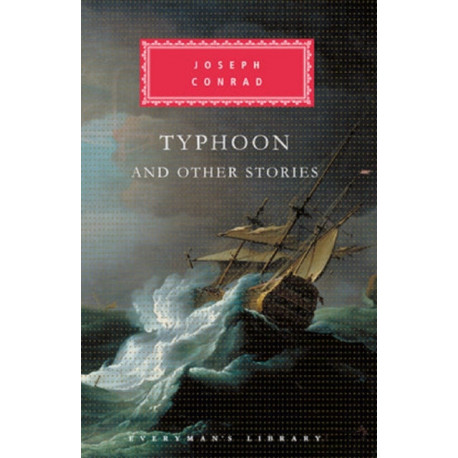 Typhoon and Other Stories Illustrated
