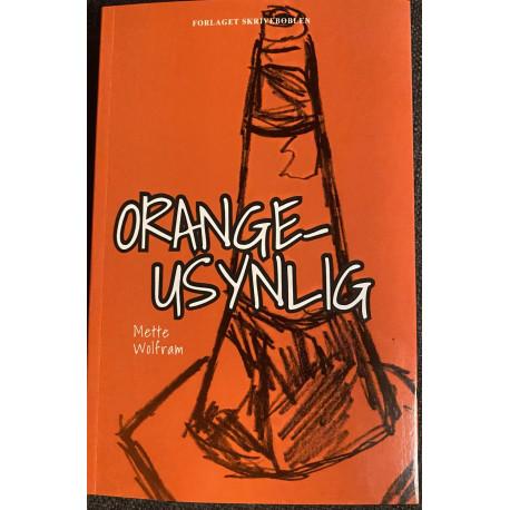 Orangeusynlig