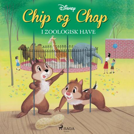 Chip og Chap i zoologisk have
