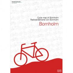 Cykelkort Bornholm: kort 8
