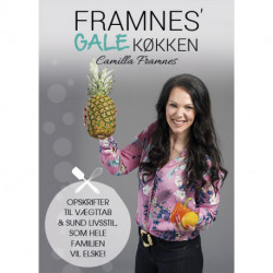 Framnes' GALE køkken: Opskrifter til en travl hverdag med børn