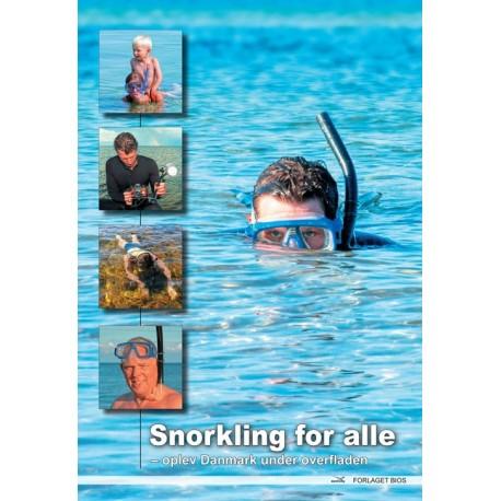 Snorkling for alle - oplev Danmark under overfalden