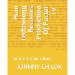 How Technology Becomes Production Of Factor To Future Organization