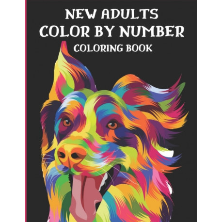 New Adults Color By Number Coloring Book: Mosaic Color by Number book with relaxing pages of Christmas scenes around the world ( Adults Color By Number Coloring Book )