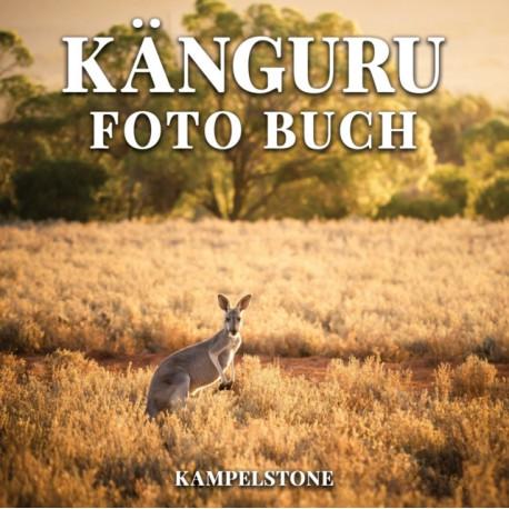 Kanguru Foto Buch: 100 susse Bilder, die in Australien und Neuguinea beheimatet sind - perfektes Geschenk- oder Kaffeetischbuch