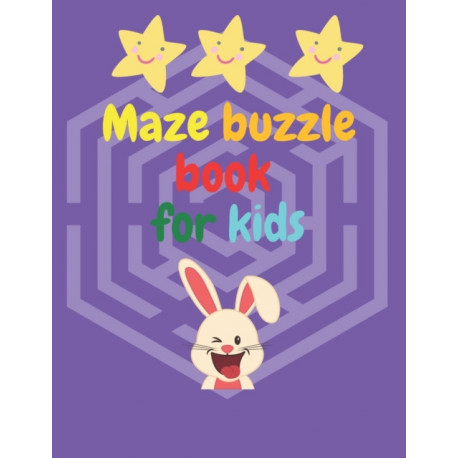 maze buzzle book for kids: Maze Learning Activity Book for Kids Find The Difference Puzzle Mazes Book For Kids Activity Book For Children with Games, Puzzles, and Problem-Solving