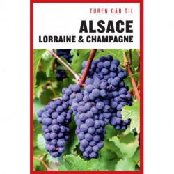 Turen går til Alsace, Lorraine & Champagne - [RODEKASSE/DEFEKT]