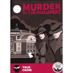 Murder by the Parliament (Stockholm): Solve A Mystery - Explore Stockholm together (Language: English)
