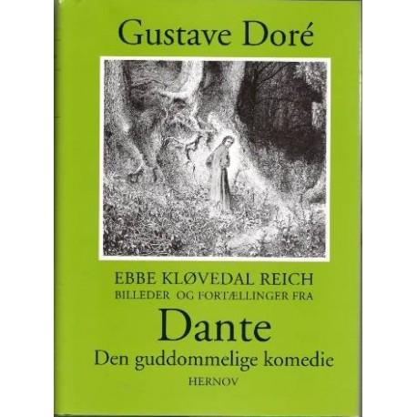 Billeder og fortællinger fra Dante Den guddommelige komedie