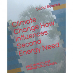 Climate Change How Influences Second Energy Need: And Immigrant Number Increases
