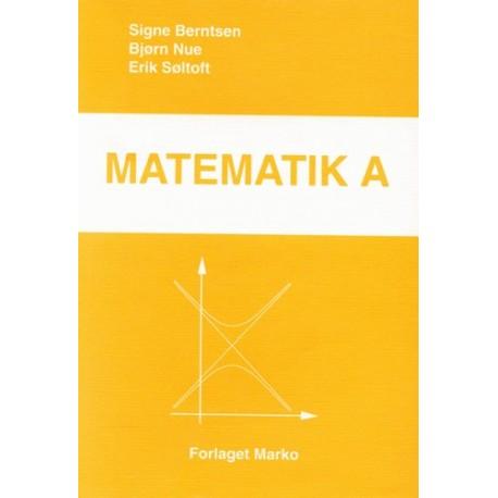 Matematik A