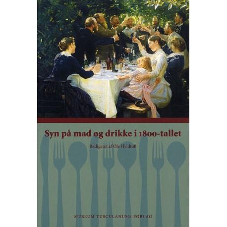 Syn på mad og drikke i 1800-tallet