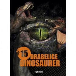 15 drabelige dinosaurer
