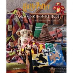 Harry Potter - Magisk hækling: Den officielle Harry Potter-hæklebog