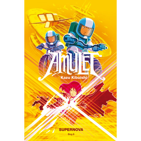 Amulet 8: Supernova