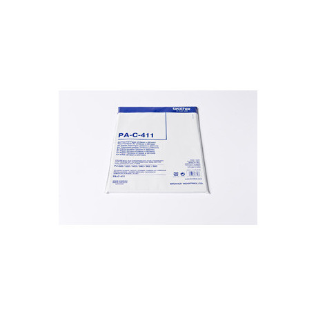 Brother Thermal paper A4 100 sheets f/PocketJet (PAC411)
