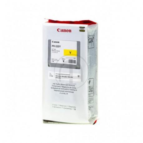 Canon PFI-320Y Yellow Printcartdridge 300ml (2893C001)