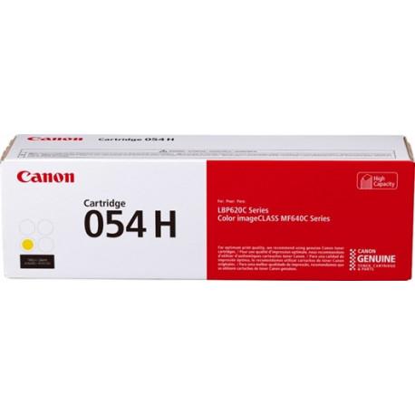 Canon CLBP 054H Yellow Hi cap Toner Cartridge 2.3K (3025C002)