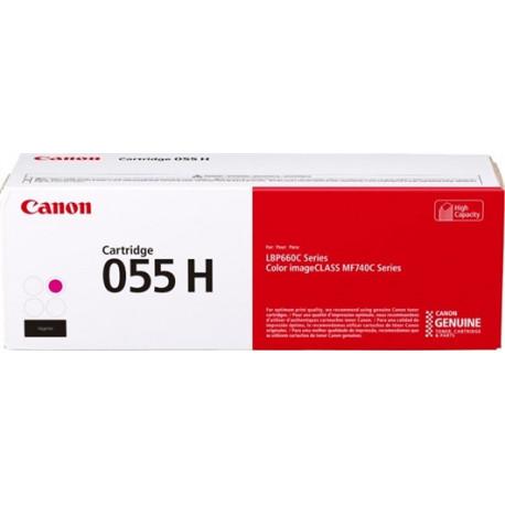 Canon CLBP 055 Magenta Hi cap Toner Cartridge 5.9K (3018C002)