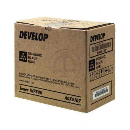 Develop TNP-50K Ineo +3100p Toner Black  5k (A0X51D7)