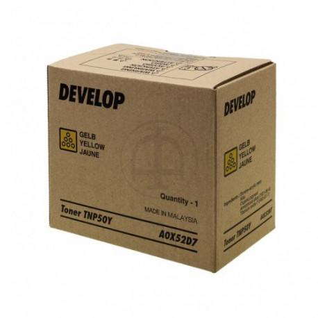 Develop TNP-50Y Ineo +3100p Toner Yellow   5k (A0X52D7)
