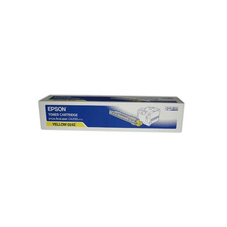 Epson AcuLaser C4200 yellow toner (C13S050242)