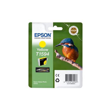 Epson T1594 Yellow Ink Cartridge (C13T15944010)
