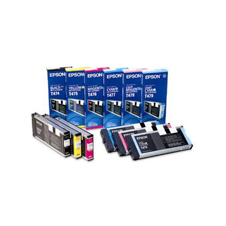 Epson Stylus Pro 4880/4800 Light Light  Black (C13T605900)