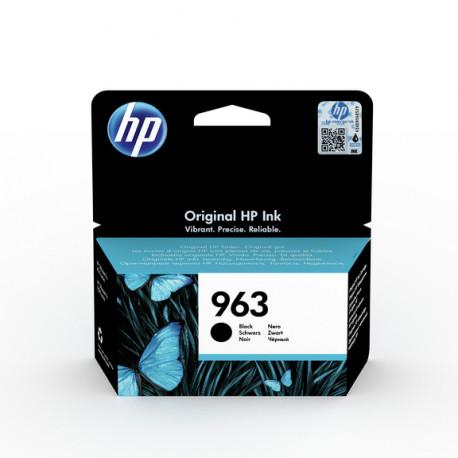HP No963 Black Ink Cartridge (3JA26AE-BGX)