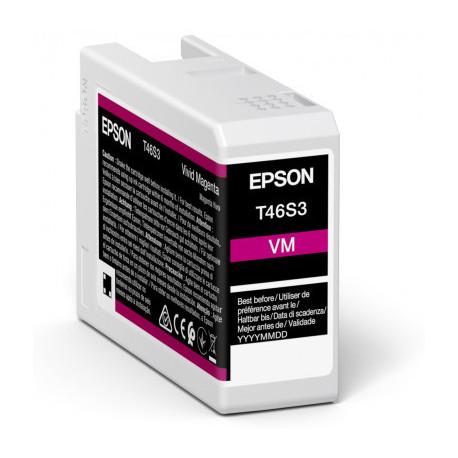 Epson C13T46S300 Magenta Ink Cartridge (C13T46S300)