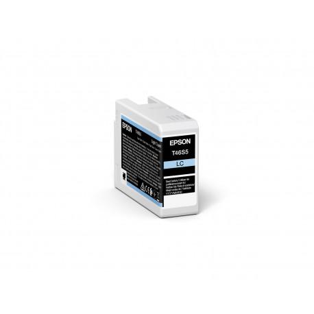 Epson C13T46S500 Light Cyan Ink Cartridge (C13T46S500)
