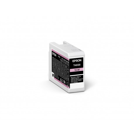 Epson C13T46S600 Light Magenta Ink Cartridge (C13T46S600)