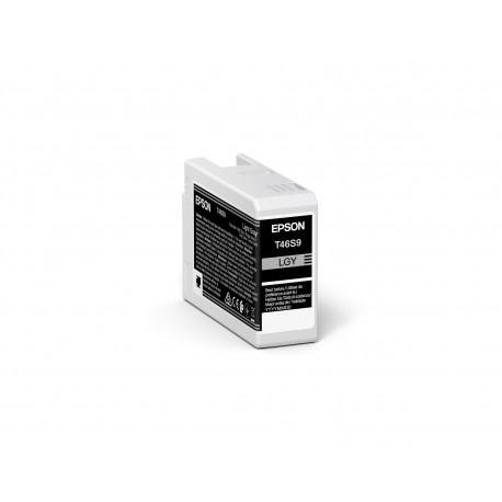 Epson C13T46S900 Light Gray Ink Cartridge (C13T46S900)