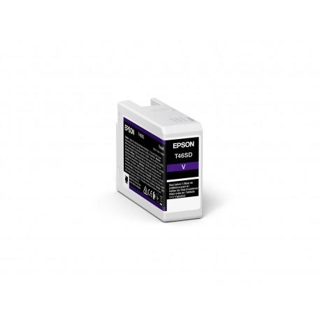 Epson C13T46SD00 Violet Ink Cartridge (C13T46SD00)