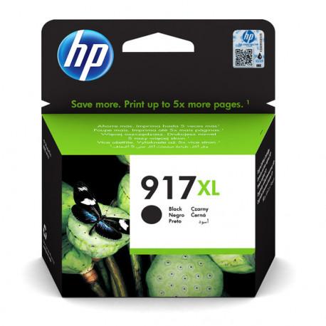 HP 917XL Extra High Yield Black Ink Cartridge (3YL85AE-BGX)