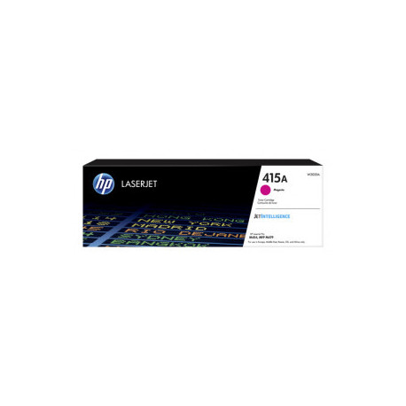 HP Color LaserJet 415A Magenta LaserJet Toner Cartridge 2.1K (W2033A)