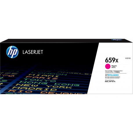 HP 659X  High Yield Magenta LaserJet Toner Cartridge 29k (W2013X)