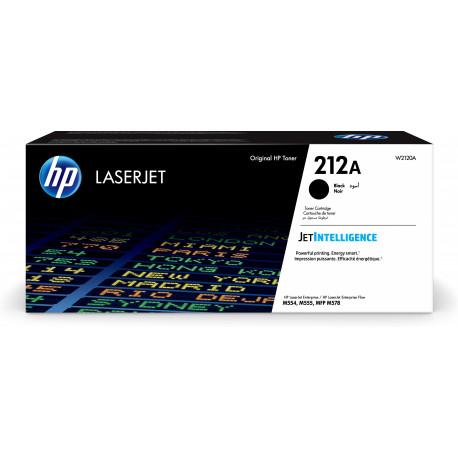 HP 212A Black LaserJet Toner Cartridge 5,5K (W2120A)