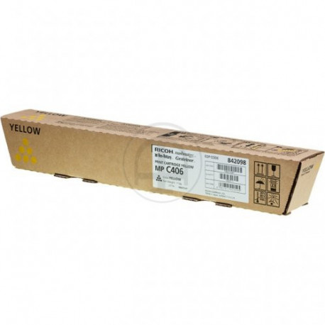 Ricoh Toner Yellow  MP C307 6K (842098)