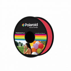 Polaroid 1Kg Universal Premium PLA 1,75mm Filament T Red (PL-8019-00)