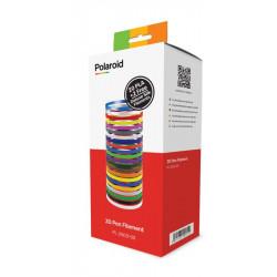 Polaroid 20 Pack PLA 3D Pen 1,75mm Filament incl 2 free silk (3D-FL-PL-2503-00)