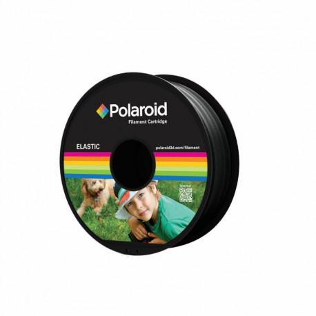 Polaroid 1Kg Universal ELASTIC Filament Material Black (PL-8301-00)