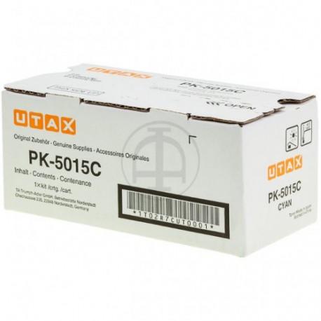 UTAX PK-5015C Cyan Toner 3k (1T02R7CUT0)