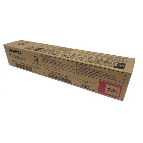 Toshiba T-FC330UM toner cartridge magenta (6AG00009139)