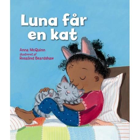 Luna får en kat