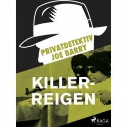 Privatdetektiv Joe Barry - Killer-Reigen