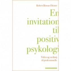 En invitation til positiv psykologi: viden og værktøj til professionelle