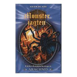 Monsterjagten 11: Edderkoppekongen Arachnid
