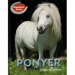 POPULÆRE HESTE: Ponyer